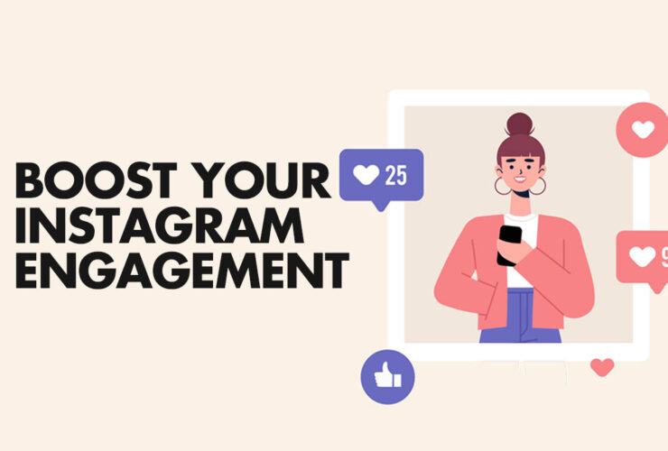 Boost Instagram Engagement drive traffic